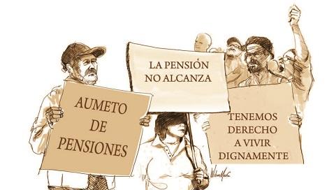 Pensionados México Afore