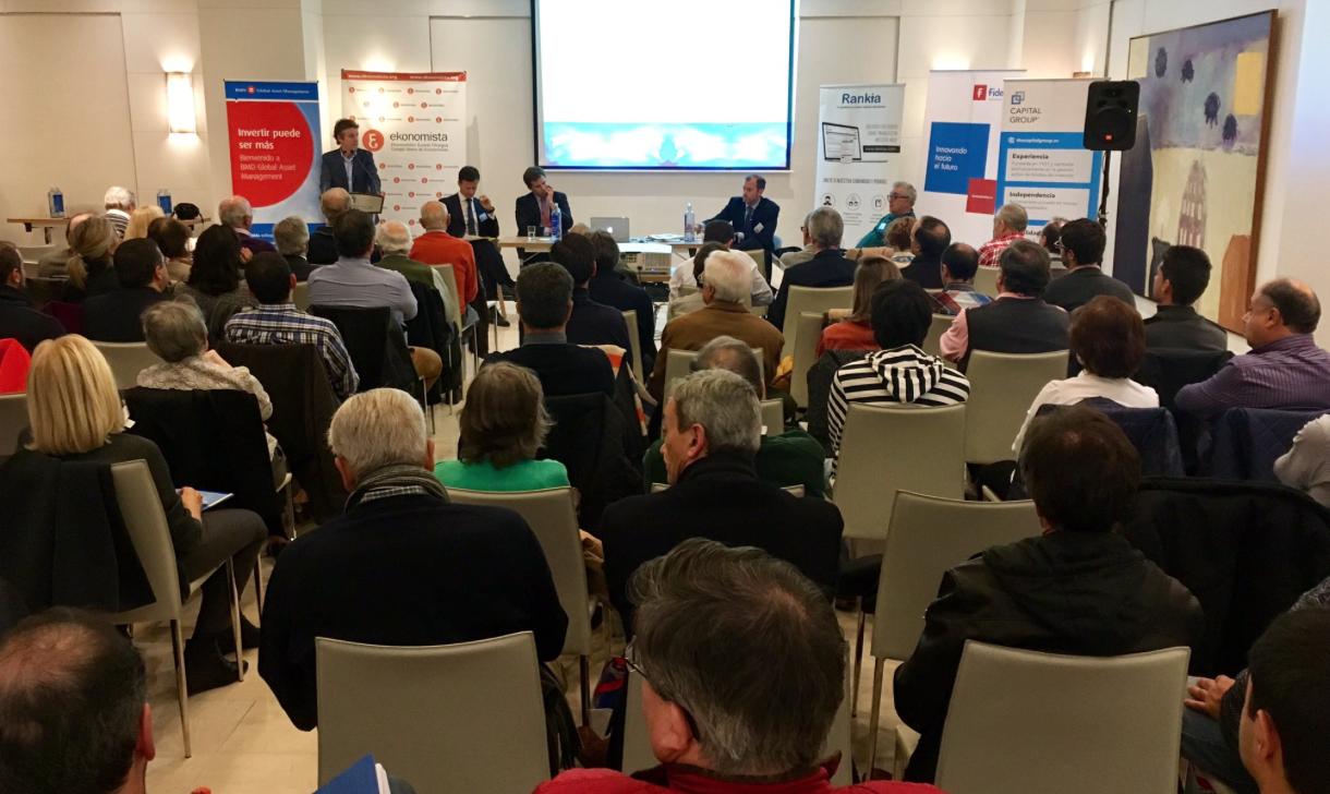 evento bilbao colegio economistas vasco