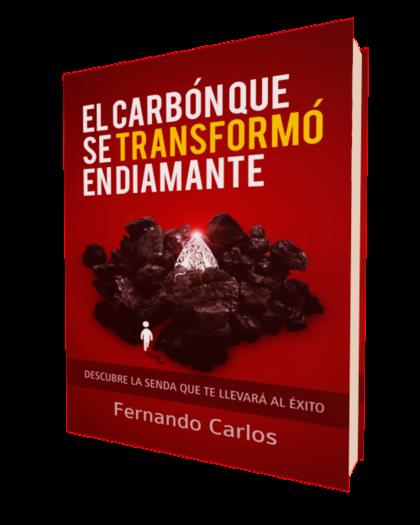 Carbon transformo diamante foro