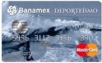 Mejores tarjetas de crédito 2018: Deporteísmo Platinum Banamex