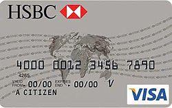 Mejores tarjetas de crédito 2018: HSBC Acceso