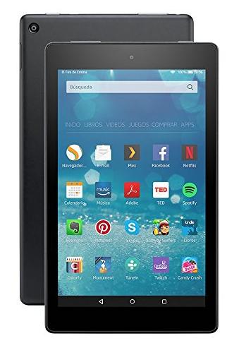Amazon Firo 8: Tablet para regalar en navidad
