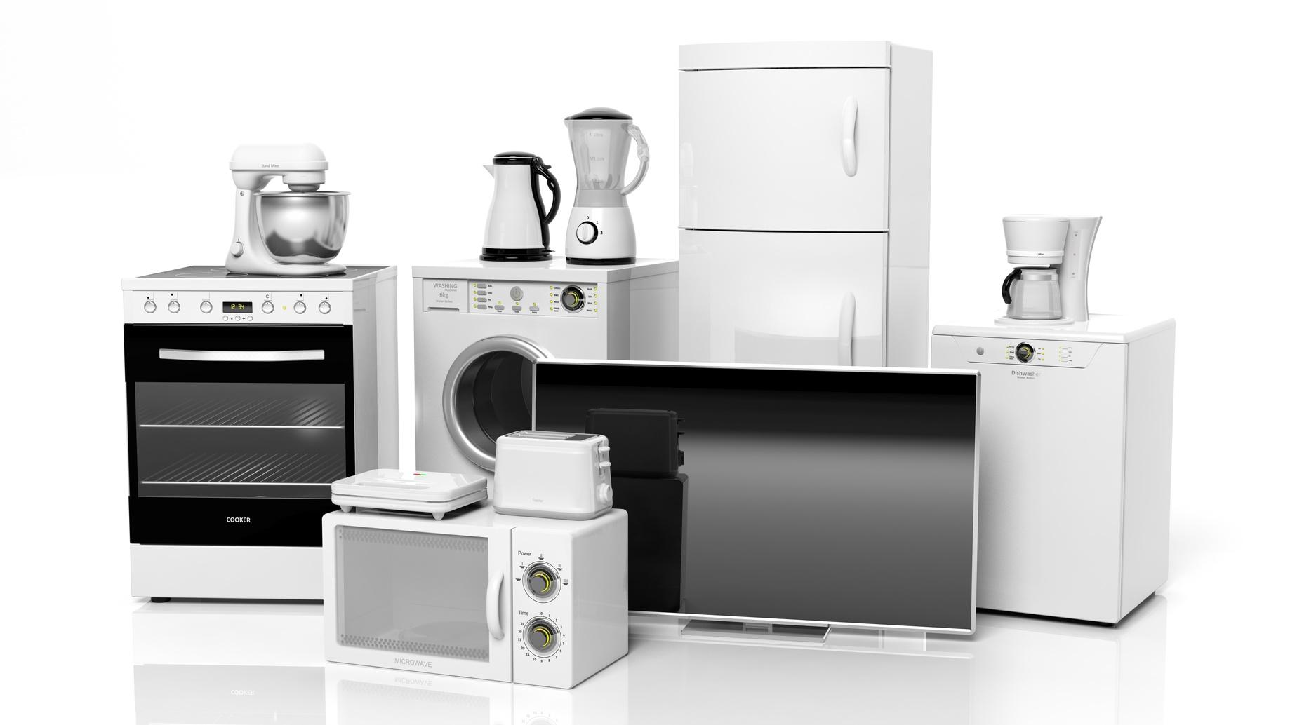 electrodomésticos en el seguro de hogar