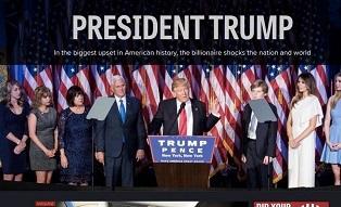 Trump triunfo foro