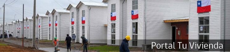 """Portal """"Tu vivienda"""" de Minvu: Casas y departamentos para arrendar o comprar"""