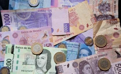 Peso mexicano 0 foro