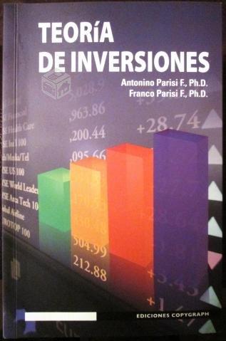 10 libros para empezar a manejar las finanzas personales, Teoría de Inversiones.