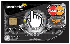 Tarjeta Bancolombia