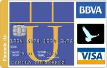Tarjeta Banco BBVA