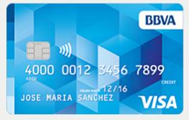 Tarjeta de Crédito Después BBVA