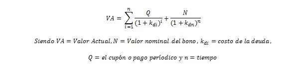 Formula General VA
