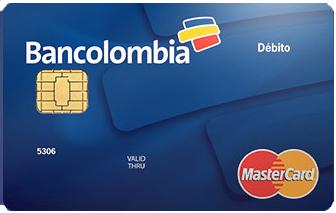 Mejores tarjetas de débito para 2018: Bancolombia
