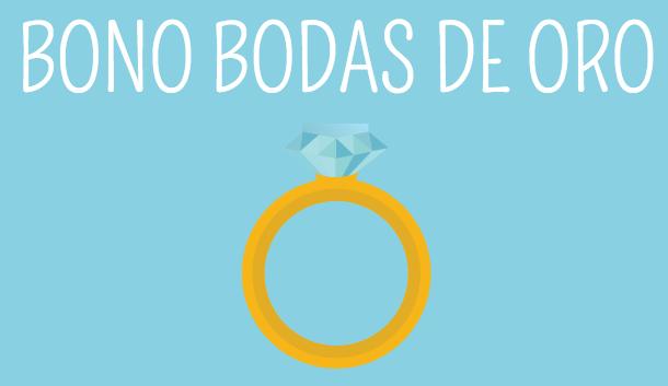 Bonos del Estado 2017: Bono bodas de oro