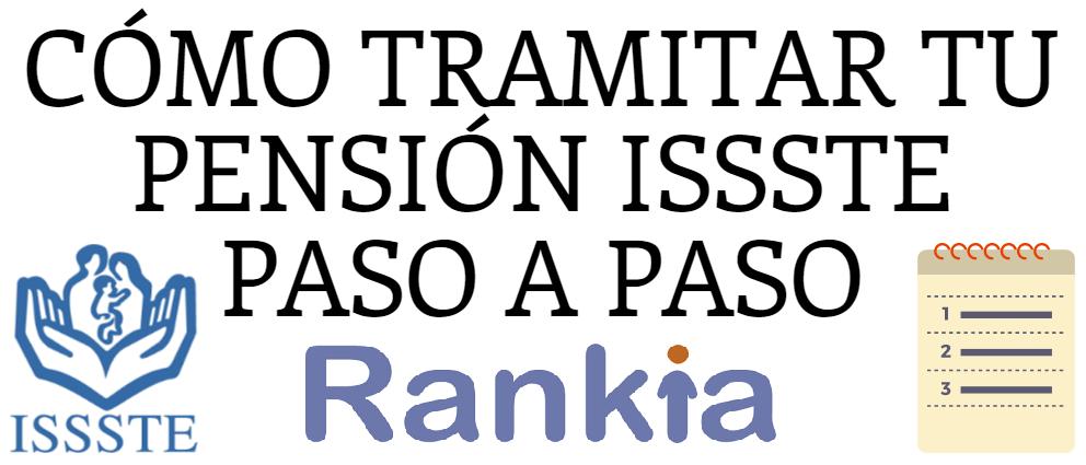 Cómo tramitar tu pensión ISSSTE: Paso a Paso