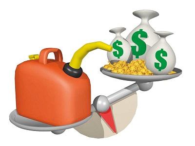 Calendario de aumentos a la gasolina en 2017