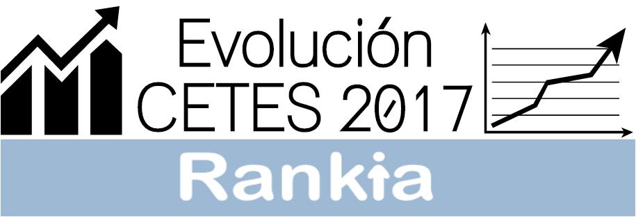 Evolución y rendimiento de CETES en 2017