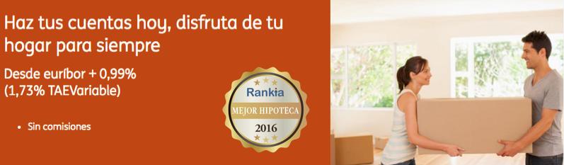 hipoteca naranja mejor hipoteca 2016