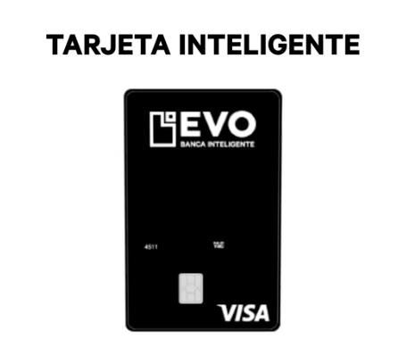 Tarjeta inteligente EVO Banco