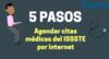 Como agendar citas medicas issste por internet paso paso thumb