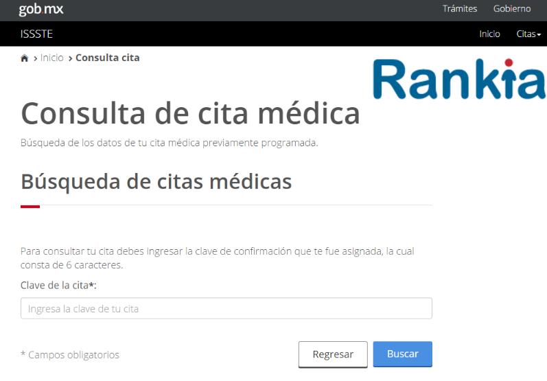 ¿Cómo agendar citas médicas en el ISSSTE vía internet? Paso a paso