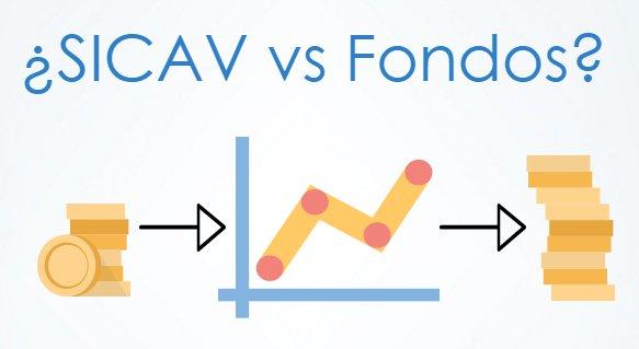 Diferencias entre SICAVs y Fondos de inversión