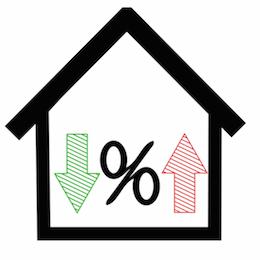 ¿Suben o bajan los intereses de las hipotecas?