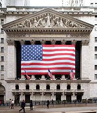 Principales bolsas del mundo: Bolsa de Nueva York