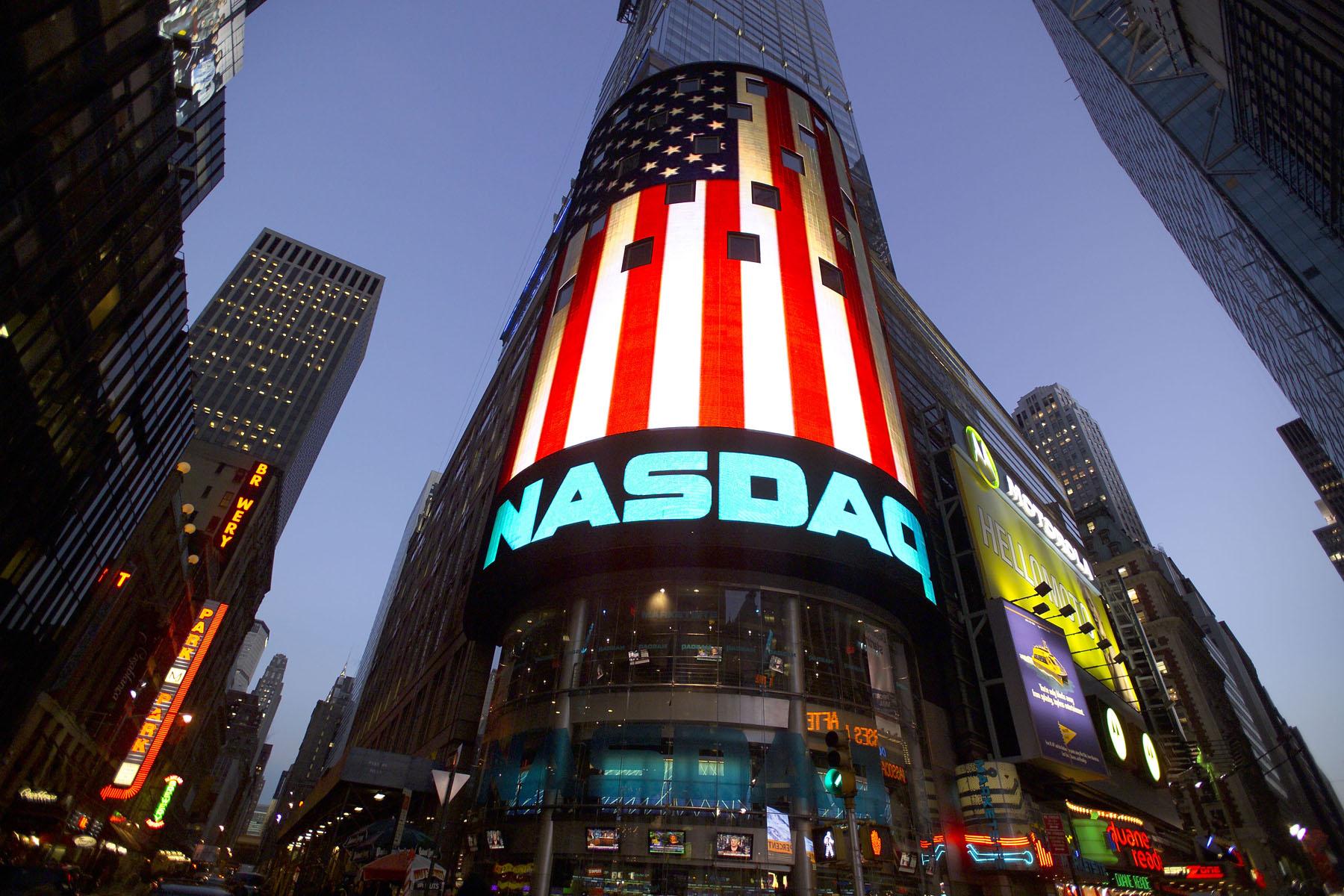 Principales bolsas del mundo: NASDAQ