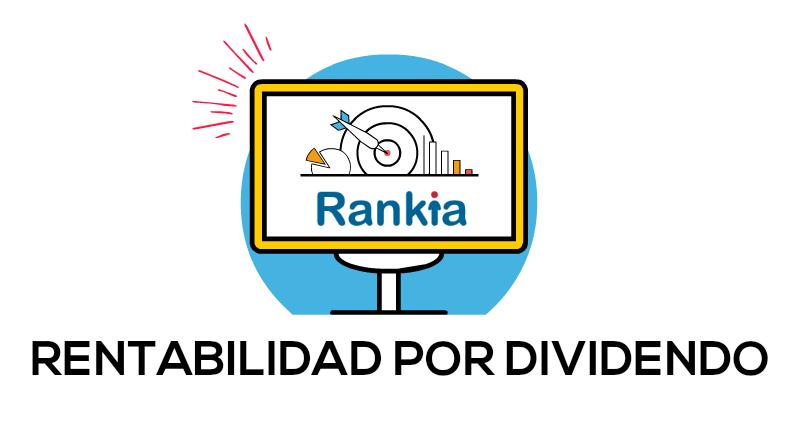 Ratios de Análisis fundamental: Rentabilidad por dividendo