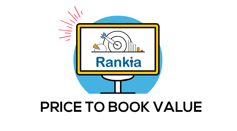 Ratios de Análisis fundamental: Price to book value
