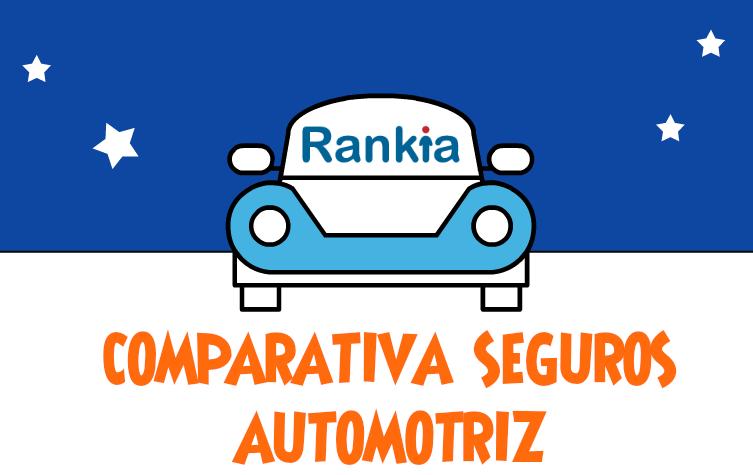 Comparativa seguros automotriz: Cencosud, Ripley, BCI y BancoEstado
