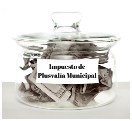 Impuesto plusvalia municipal reclamacion foro