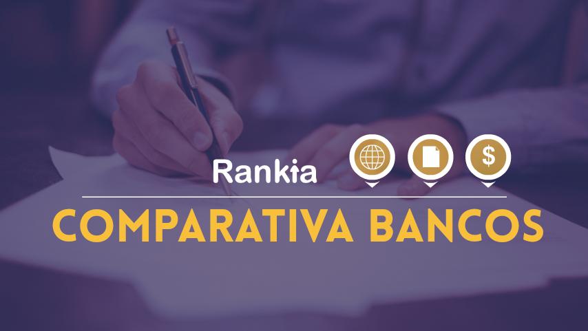 Comparativa bancos: Banco de Chile, BancoEstado y Santander
