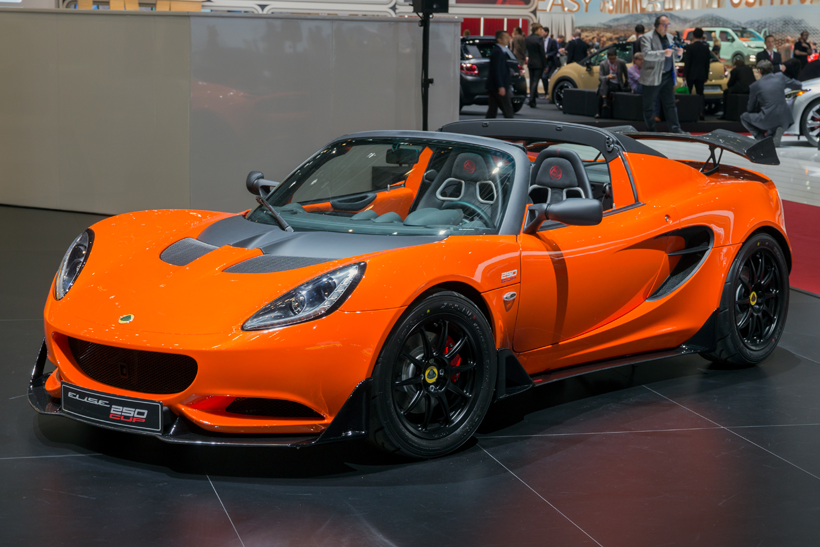 Der Lotus Elise/VanderWolf Images