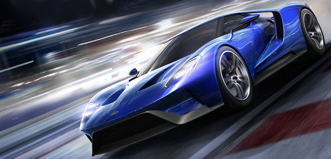 Ford GT in Forza Motorsport 6.