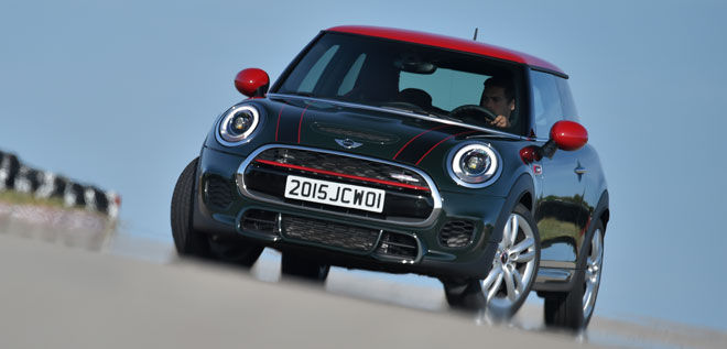 Mini John Cooper Worls.