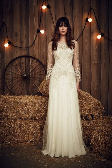 Jenny Packham Apache in Ivory - Bridal Collection 2017