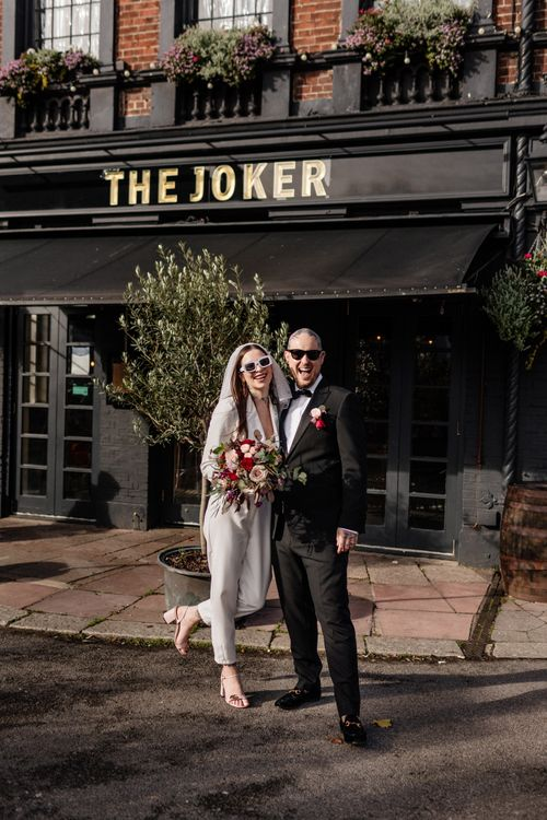 Brighton micro wedding planned in 48 hours!