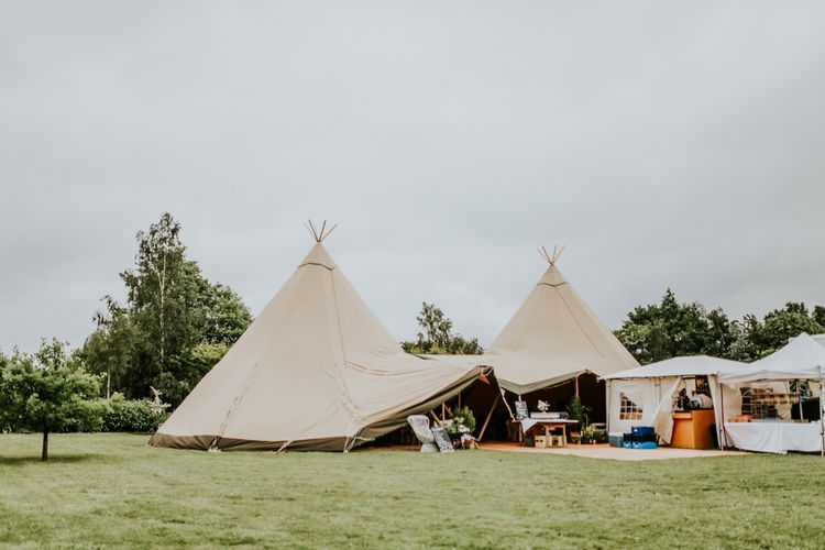 Country Marquees East Anglia Tipi