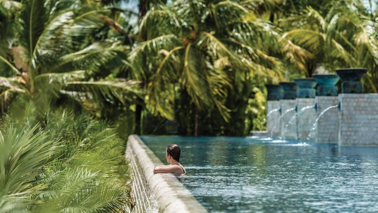 Four Seasons Langkawi - The Quiet Pool