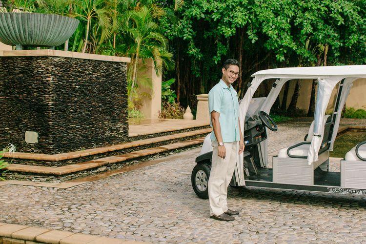 Four Seasons Langkawi - Golf Buggies