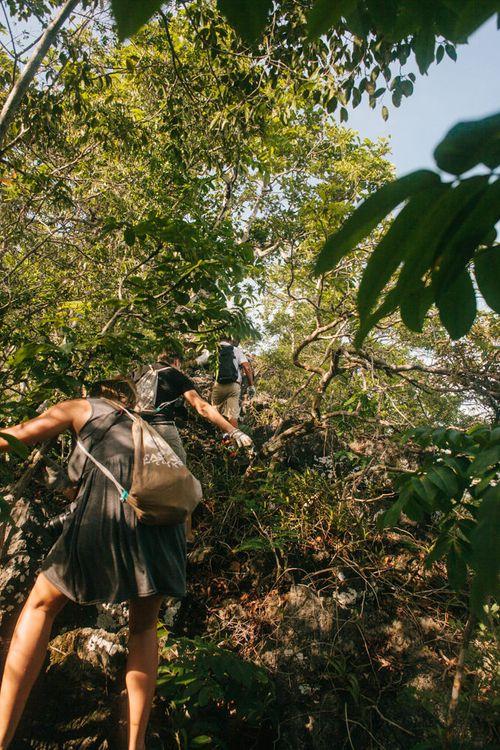 Four Seasons Langkawi - Rainforrest Trek