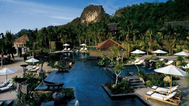Four Seasons Langkawi - Family Pool