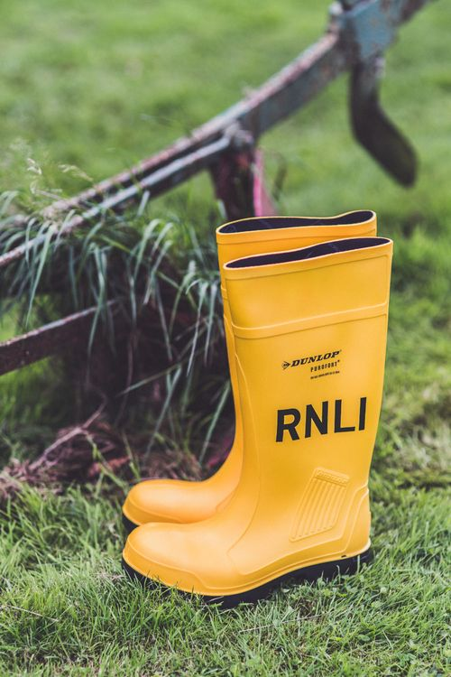 Wellington Boots for the Bride