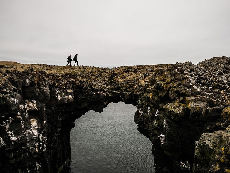 Stunning, Emotive & Atmospheric Pre Wedding Shoot In Iceland With Images From Jason Mark Harris & Film By Harris Films Videography