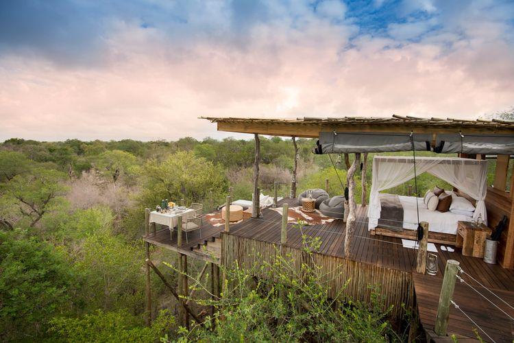Lion Sands Game Reserve, South Africa