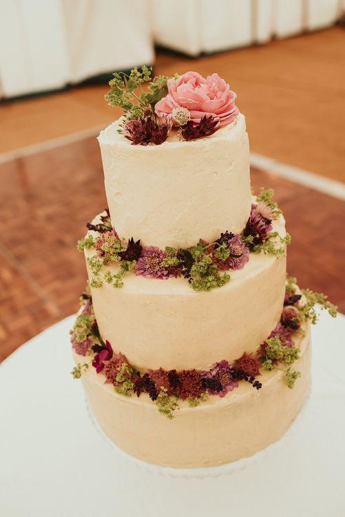 Wedding Cake by Pudding Lane