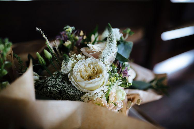 Blush Wedding Flowers by Okishima Simmonds | Tawny Photo