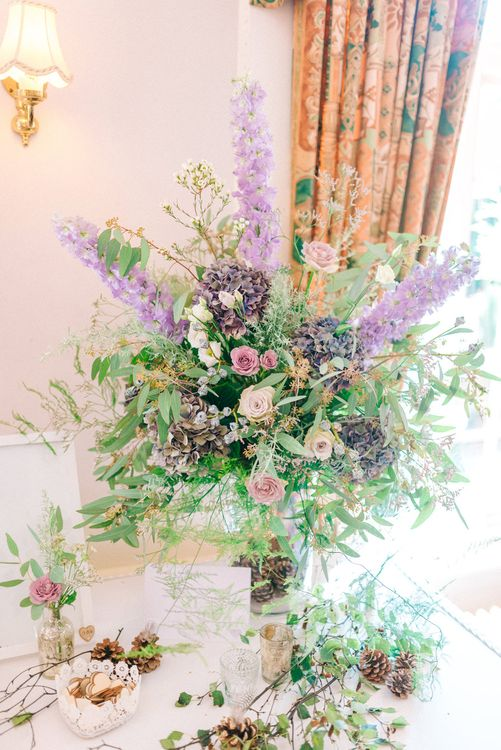 Wild Flower Floral Arrangement