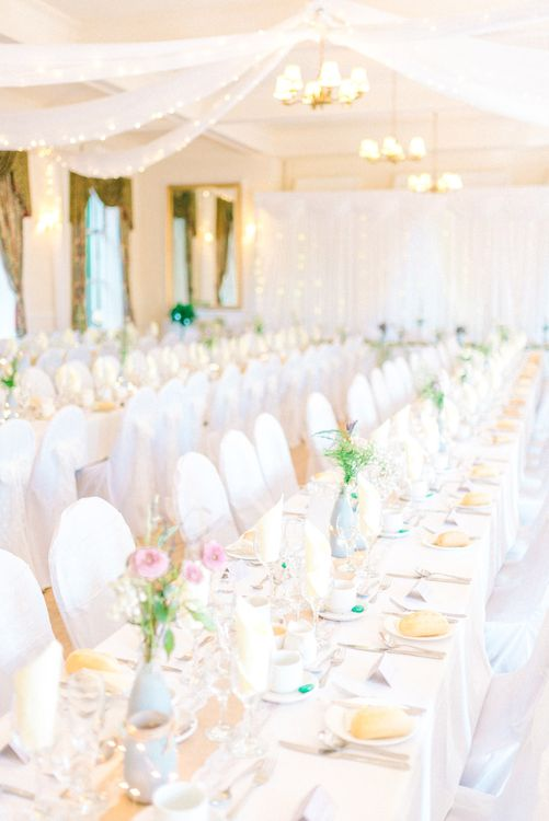 Elegant Reception Room at Hoyle Court